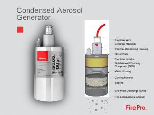 condenced-aerosol-generator
